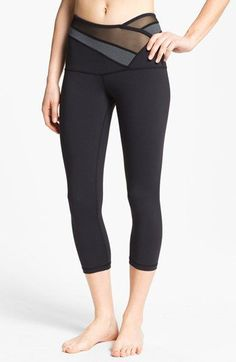 Workout clothes Gym Gear That'll Do Your Workout Justice Nordstrom Karma Doris Capri Pants Workout Attire, Workout Wear, Workout Outfits, Workout Leggings, Workout Pants, Running Leggings, Athletic Outfits, Sport Outfits, Gym Style