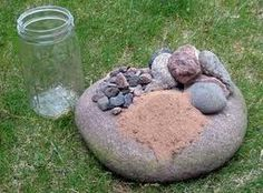 Put The Big Rocks In First.  We have to fill it with the big stuff first, before we tackle the easy and the mundane.