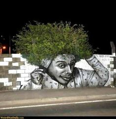 dope hippie black nature Street Art afrocentric african american afro
