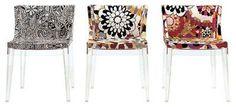Kartell - Mademoiselle Chair