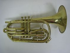 King Flugabone (Marching Valve Trombone)  $175    It's our last flugabone. These have been selling like hotcakes!