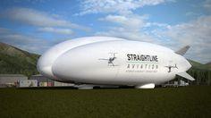 Straightline Aviation Hyrbid Aircraft