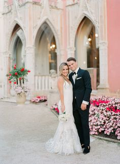 Fabulous wedding at Villa Ephrussi de Rothschild in French Riviera Groom Attire, Wedding Bridesmaid Dresses, French Riviera, Candid, Poses, Bridal, Party, Fashion, Moda