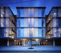 グッドデザイン賞受賞マンション♪ デザイナーズ賃貸で中庭には、、、http://www.vidax-gotanda.jp/question/entry-45161/