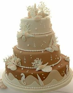 Fondanttorten - weddingstyle.de