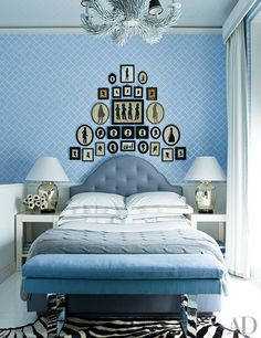 Headboard inspiration for creating a one-of-a-kind bedroom