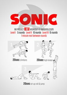 Sonic Workout