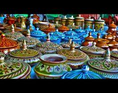 Sindhi traditional clay pots #sindh #pakistan