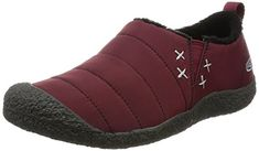 KEEN Womens Howser II Slipper Zinfandel 5 M US * Visit the image link more details. (This is an affiliate link) Womens Slippers, On Shoes, Clogs, Gifts, Image Link, Amazon, Outdoor, Fashion, Clog Sandals