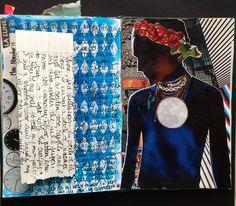 Art Journal - Cindy M.Bell