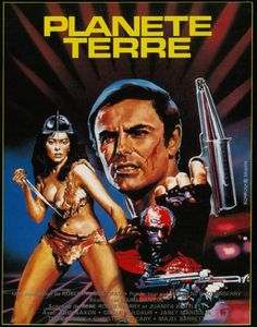 1980s Horror Movies, Sci Fi Movies, Movie Tv, Film Poster Design, Movie Poster Art, Cinema Posters, Film Posters, Post Apocalyptic Movies, John Saxon