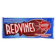 America's Favorite Pastime, Red Licorice, Chewy Candy, Fifth Generation, Candy Store, American Food, Vines, Nostalgia