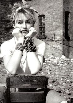 Madonna, 1983. Photograph by Richard Corman. pic.twitter.com/ZADGSpKAhK