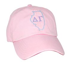 "Delta Gamma ""Home"" Hat from GreekGear.com"
