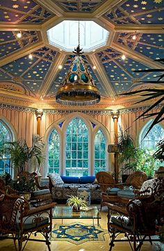50 Unique Gothic Revival Home Architecture 2019 I found this and just LOVE it! The colors the ambiance all of it! It speaks to me. Do you like it? The post 50 Unique Gothic Revival Home Architecture 2019 appeared first on House ideas. Beautiful Homes, Beautiful Places, House Beautiful, Beautiful Pictures, New England Homes, Interior Exterior, Room Interior, Gothic Interior, Interior Painting