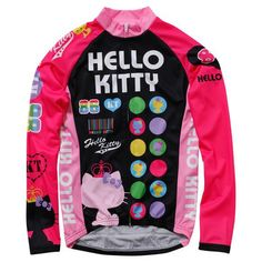 NEW Hello Kitty jersey cycle bike Japan Official Japanese S or M size JAPAN | eBay
