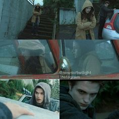 Twilight - Deleted scene