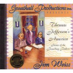 Thomas Jefferson's America_ Sonlight Core D Audio add in