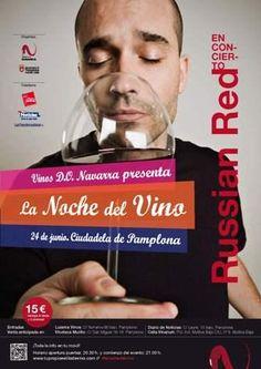 La Noche del Vino. Pamplona, 2011