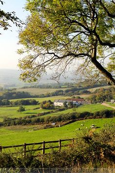 I am determined to go here someday! River Cottage Park Farm in Dorset, England - love Hugh Fearnley-Whittingstall!