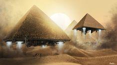 Desktop Wallpapers: Desktop Wallpapers: Ancient Astronauts