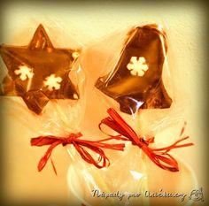 Domácí čokoládová lízátka třeba k Mikuláši Origami, Origami Paper, Origami Art
