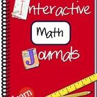 Are you using interactive math journals or interactive notebooks in your classroom?  You really should be!  This 165-page resource contains everyth...
