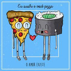 """Eu Sushi e Você Pizza"" by O Amor Existe was added to my Discover Weekly playlist on Spotify"