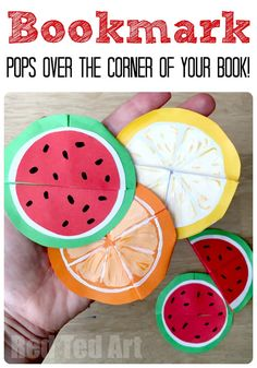 Melon Bookmarks