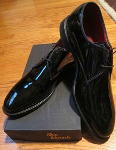 Just listed my Allen Edmonds Men's US Size 12D Black Kendall Tuxedo Shoes for $49.99 on ebay. Happy Bidding:) **SOLD**