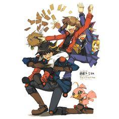 ¿Cómo pasar el tiempo sin tus amigos?   ~ Yu-Gi-Oh  Series ~  // Duel Monsters   // GX  // 5D