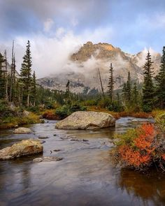 to go: Rocky Mountain National Park, Colorado. Photo by Erik Stensland, Images of RMNP Gallery Rocky Mountains, Beautiful World, Beautiful Places, Parque Natural, Beau Site, Rocky Mountain National Park, National Forest, Adventure Is Out There, Beautiful Landscapes