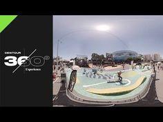 Dew Tour 360° Video: Dew Tour Long Beach Venue 2017 – Dew Tour: Source: Dew Tour