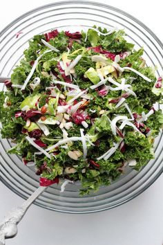 Paleo Mixed Green Salad with cranberries is AMAZING and perfect for food prep!