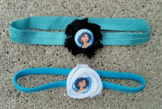 Disney Princess 0-6 Months Jasmine Headband Set of Two in Clothing, Shoes & Accessories, Baby & Toddler Clothing, Girls' Clothing (Newborn-5T) | eBay