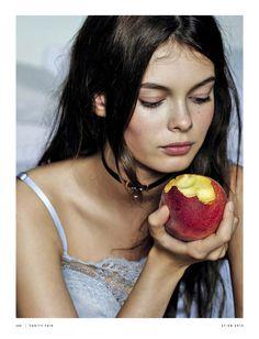 visual optimism; fashion editorials, shows, campaigns & more!: sogni e risvegli: elizaveta adamenko by pamela hanson for vanity fair italia 27th august 2014