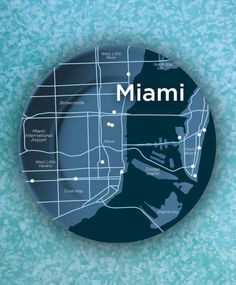 MIAMI.... WELCOME TO MIAMI....With its sunny days and sultry nights, sexy swaying palms and salsa beats, Miami is sometimes called America's only mainland Caribbean city.   #FIJIWater #Contest