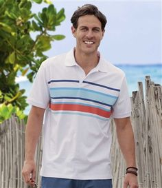 Lot de 2 #Polos Oahu #atlasformen #discount #collection #shopping #avis #nouvellecollection #newco #collection