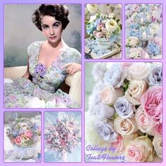 One Shoulder Wedding Dress, Wedding Dresses, Rose, Flowers, Collages, Garden, Fashion, Bride Dresses, Moda