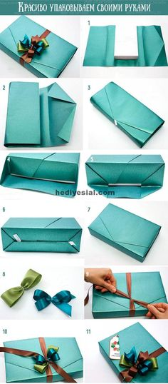 Are you ready for the 40 best DIY gift wrapping ideas for Christmas? Here you are… - Geschenke Japanese Gift Wrapping, Japanese Gifts, Present Wrapping, Creative Gift Wrapping, Creative Gifts, Cute Gift Wrapping Ideas, Gift Wrapping Tutorial, Diy Christmas Wrapping Paper, Christmas Diy