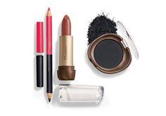 Presente Natura Aquarela - Sombra + Batom + Lápis para Olhos + Embalagem Desmontada