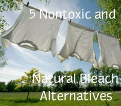 5 ways to whiten clothes without chlorine bleach
