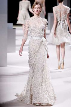 Bubble lace dress