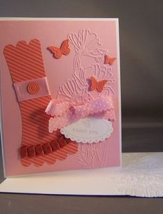 Fashionable Card Making cards