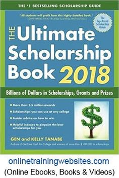 55 best education teaching books images on pinterest business the ultimate scholarship book 2018 billions of dollars in scholarships grants and prizes fandeluxe Images