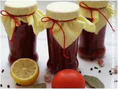 Wiem co jem: Sos boloński na zimę Polish Recipes, Preserves, Food And Drink, Cooking Recipes, Canning, Vegetables, Drinks, Planners, Diet