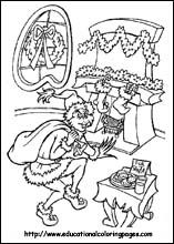 How The Grinch Stole Christmas Coloring Page