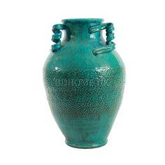 花器 唐娜花瓶 红陶 W520*D520*H790mm