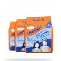 Incofit Premium Adult Diaper Medium pack of 30
