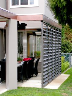Outdoor Aluminium Louvre Opening Roof Systems by Weathersmart Melbourne, Victoria